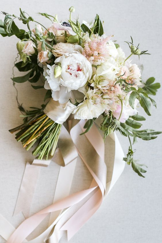 Soft and Delicate Details for weddings in Edmonton