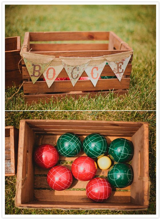 Lawn Games for weddings in Edmonton
