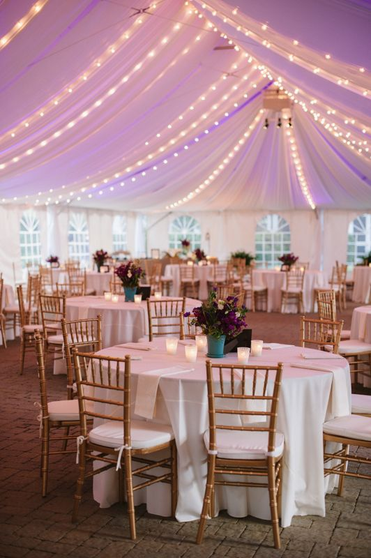 Tent Liners for weddings in Edmonton