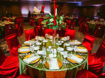Holiday Party Rentals & Planning